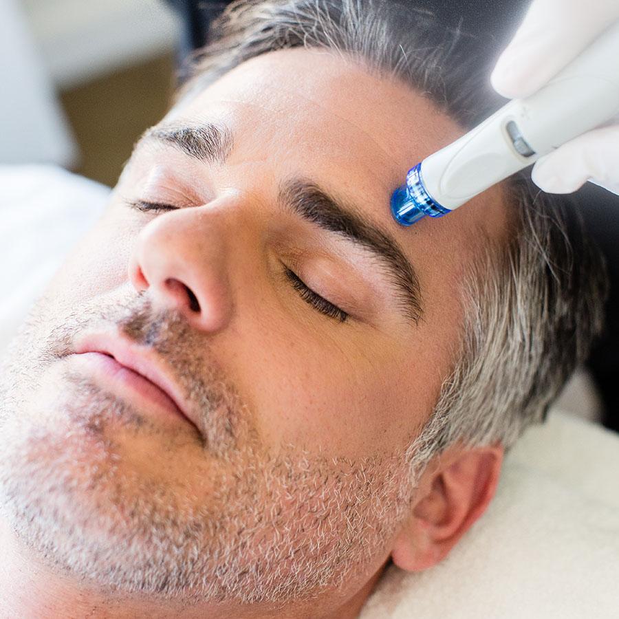 Hydrafacial at Chicago dermatologist Nima Skin Institute