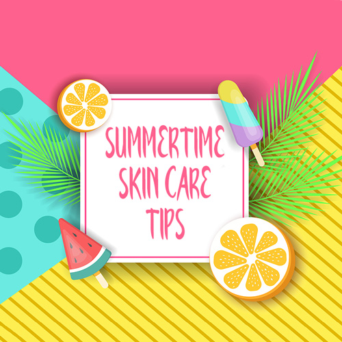 Summertime skin care tips from Chicago dermatologist Dr. Nilam Amin